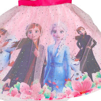 Snow Queen Frozen 2 Christmas Gift Baby Girls Dress Cinderella Cosplay Costume Party Dress Princess Dress Cinderella Costume