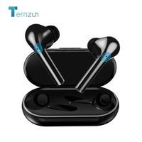 Bluetooth V5.0 Touch operate Headset TWS True Wireless Dual Earbuds Bass Sound For Huawei Xiaomi Iphone Samsung Mobile Phone