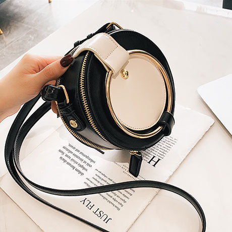 High Quality Women Canteen Bag Luxury Design Leather Bag Ladies' Single Shuolder Bag Unique Design Mini Hand Bag