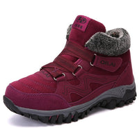 Hot Selling 2018 New Fashion Winter Snow Boots Casual Shoes Wedges Shake Shoes Woman Sneakers Ankle Boots Plus Size Women Boots