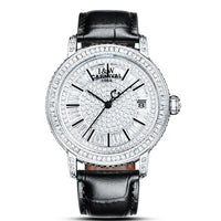 Luxury Brand Full Diamond Watch Women Japan MIYOTA Automatic Mechanical