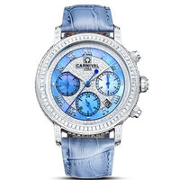 2020  Full Diamond Watch Women Japan MIYOTA Automatic Mechanical