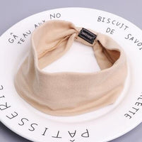 Korean Style Women's Hair Band Cotton Casual Face Shield Headband Female Woman Hair Accessories Hair Bows For Woman Ns025