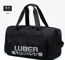 Large Capacity Women Sports Bags Outdoor Fitness Duffle Ladies Dry And Wet Separate Tote Women's Design Shoulder Travel Bag D897