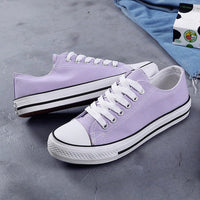 2020 New Style Women Vulcanized Solid Shoes Sneakers Ladies  Casual Shoes