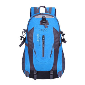Litthing Men 40L Waterproof travel Backpack   Backbag for Hiking Cycling  Outdoor women theft sports bags