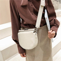 Luxury Crocodile Pattern PU Leather Crossbody Bags For Women 2019 Small Ladies Small Purses and Handbags Female Cross Body Bag