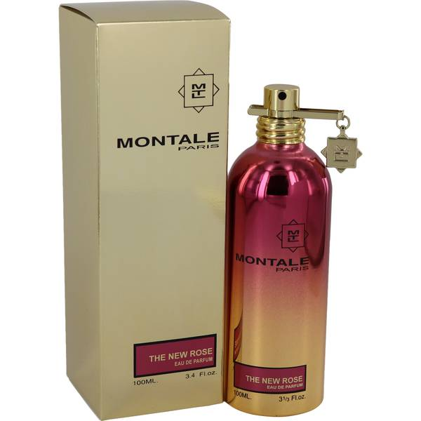 MONTALE: Montale The New Rose, Eau De Parfum Spray, Unisex, 100 ml/ 3.4 oz