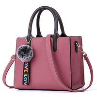 MONNET CAUTHY New Arrivals Female Totes Concise Leisure Fashion Lady Handbags Solid Color Black Grey Pink Wine Red Crossbody Bag