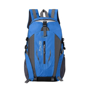 Men Women Nylon Professional Outdoor Hiking Backpack Couples Unisex Large Capacity Shoulder Bag Hiking Backpack Mochila Feminina