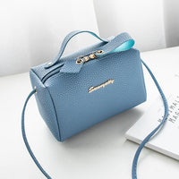 Mini Bags for Women's Handbag Messenger Bag PU Leather Small Purse Cell Phone Shoulder Bag Cute Cross Body Bags Purses Clutch