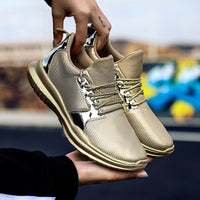 Mirror Fashion Design Women's Casual Shoes Bling Platform Chunky Sneakers 2019 Solid Black Gold Silver Light Shoes Woman