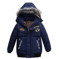 2020 Autumn Winter Baby Boys Jacket Jacket For Boys Children Jacket Kids