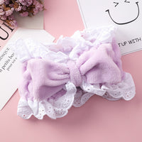 New Fashion Women Cute Big Ears Antler Comfortable Wash Face Bathe Hair Holder Elastic Headband Girls Hairbands Hair Accessories