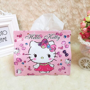 New Hello Kitty Cute Home & Car Tissue Case XW-0521