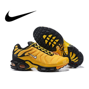Nike Air Max Plus Original Men's Running Shoes Outdoor Breathable Comfort