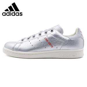 Original Adidas Originals Thread Low Top Flat Women's Leather Skateboarding