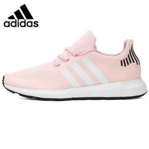 Original Adidas Originals Swift Women's Skateboarding Shoes Sneakers Breathable