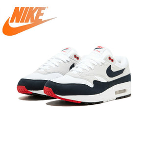 Original Authentic Nike AIR MAX 1 ANNIVERSARY Men's Running Shoes Sneakers