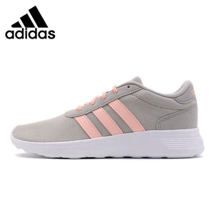Original New Arrival Adidas NEO Label LITE RACER Women's Skateboarding Shoes