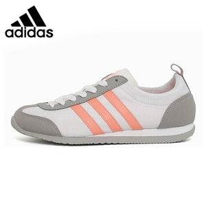 Original New Arrival Adidas NEO VS JOG W Women's  Skateboarding Shoes Sneakers