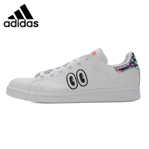 Original New Arrival  Adidas Originals STAN SMITH W Women's  Skateboarding