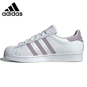 Original New Arrival  Adidas Originals SUPERSTAR W Women's  Skateboarding