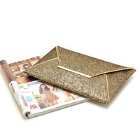 Osmond Women Evening Bag Pouch Sequins Envelope Clutch Black Handbag Party Banquet Glitter Bag Clutches Gold Purses Bolsas Mujer