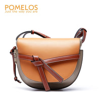 POMELOS Women Bag Fashion High Quality Split Leather Brand Luxury Shoulder Bag Crossbody Bags for Women Purses and Handbags