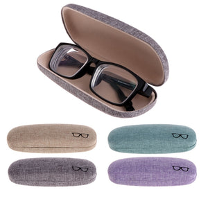 Portable Sunglasses Hard Eyeglasses Case Eyewear Protector Box Pouch Bag Gifts