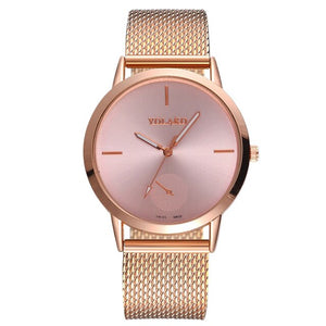 Quartz Wrist Watch New Clock Formal Business Starry Sky Feminino Women Ladies Casual Unisex Bracelet Stainless Steel Luxury