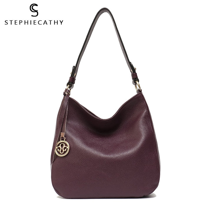 SC Luxury Handbags Women Bags Designer Genuine Leather High Quality Classic