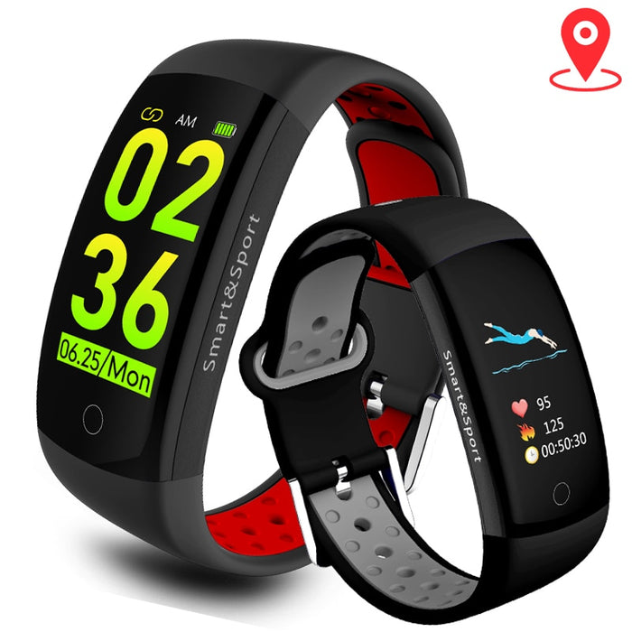 Smart Watch Women Men 3D dynamic UI Dial Intelligent Wearable Fitness Sports Wristband Support GPS Camera IOS Android Smartwatch