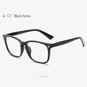 Toketorism Clear fashion vintage hipster eyeglasses brand designer retro glasses frame men women 2808
