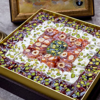 Turkish Delight Traditional fresh delicious premium mixed Turkish Delight. Worldwide Delivery within two to seven days with DHL