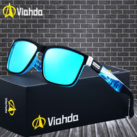 Viahda 2019 Popular Brand Polarized Sunglasses Sport Sun Glasses Sun Glasses For Women Travel Gafas De Sol