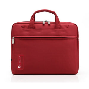 Waterproof 10.6/12.4/13.3/14.4/15.6 Inch Computer Laptop Bag Men Women Briefcase Shoulder Bag Universal Handbag D0321