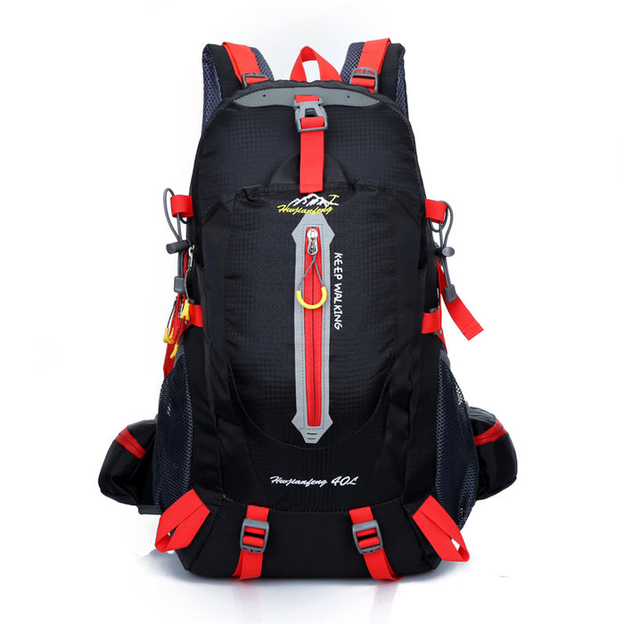 Waterproof Backpack Climbing Rucksack 40L Outdoor Trekking Bag Travel Backpack Camping Hiking Backpack Men Sports Bag  For Women