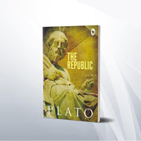 The republic by Plato  Paper back
