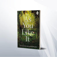 As you like it  by William Shakespeare  Paper back