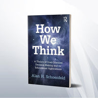 How We Think by John Dewey   Paper back
