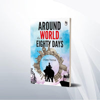 Around the world in eighty days by Jules Verne  Paper back