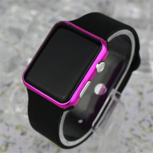 Women Men Unisex Watch Casual Wrist Watches For Lady LED Digital Sport Clock
