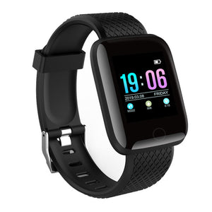 Women Smart Watch Men Watchs Blood Pressure Waterproof Smartwatch Heart Rate