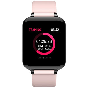 Women Smart watch Color Screen Waterproof Sports for Android Phones Smartwatch