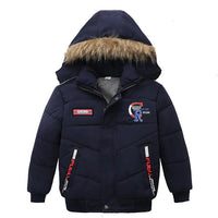 2020Autumn Winter Baby Boys Jacket Jacket For Boys Children Jacket Kids
