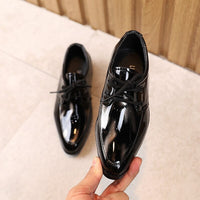 New Children Leather Shoes Boys Dress Shoes