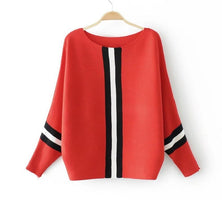 Casual Style Women Knitted Sweater And Pullovers Full Sleeve Fashion  2020