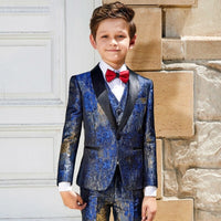 Baby Boy Suit Formal Costume Children Party Dress Suit Set
