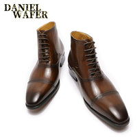 High Quality New Leather Shoes For Men 2020
